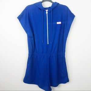HUNTER for Target | Blue Hooded Romper Large NEW